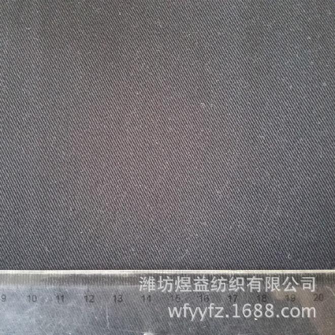 滌棉紗卡2016  12860紗卡漂白染色工裝布 2121 10858圍裙布圖片