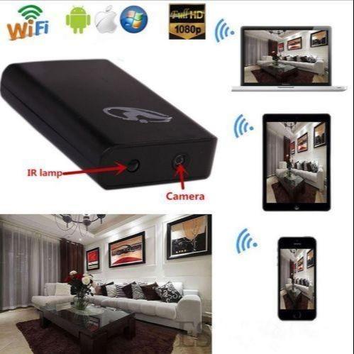 Z8 超強夜視移動電源   高清網絡攝像機   移動電源夜視錄像機  充電寶攝像頭