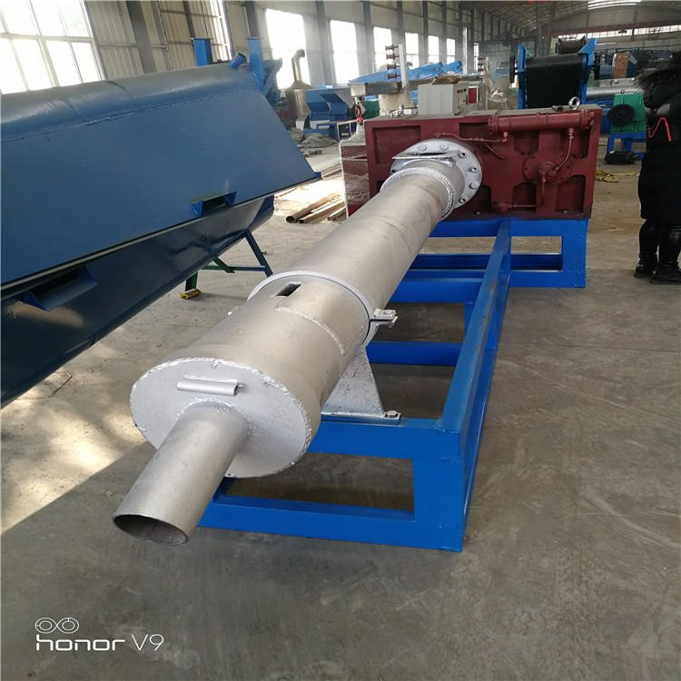 塑料回收造粒机,220型号环保颗粒机厂家直销