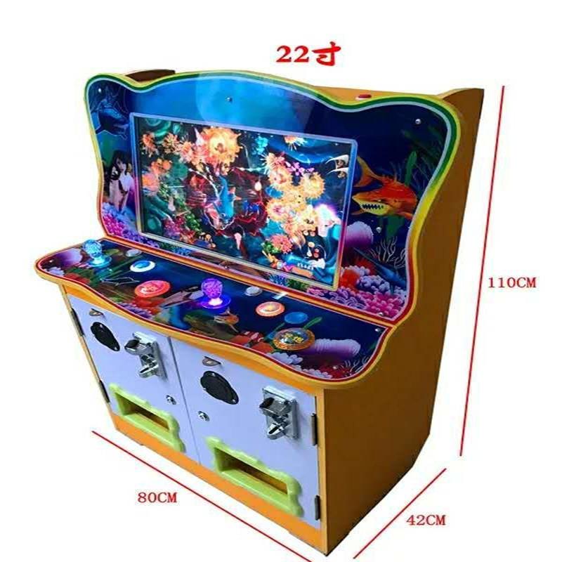 湖南老虎游戏机厂家 水果机价格 电玩设备 小猫变身游戏机