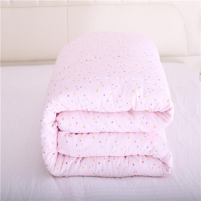 冬季棉花被子新疆长绒棉被被芯加厚棉被纯棉被子单双人棉被学生图片