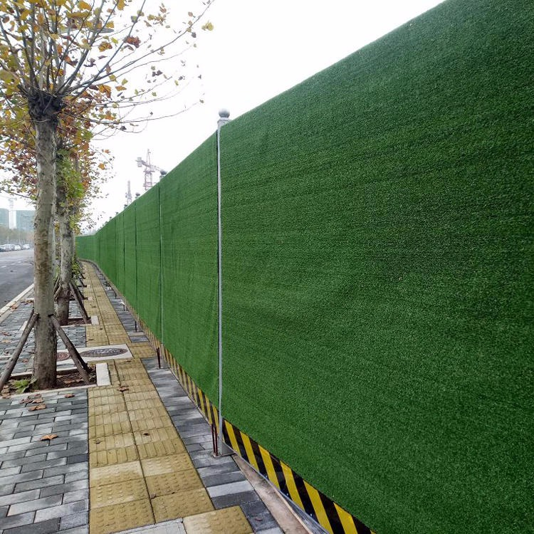 人造草坪 工地圍擋假草皮 操場幼兒園裝飾仿真人造草坪 綠色草坪網 廠家直銷圖片