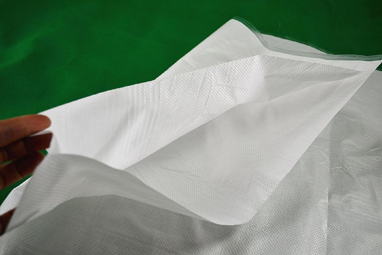 *专用防水蛇皮袋白色pp腹膜编织袋防潮防水蛇皮袋厂家复合袋示例图13