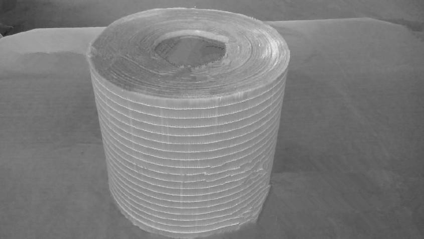 (本厂销售)玻璃纤维中碱 喷射纱 石膏线专用玻璃丝增强纱图片