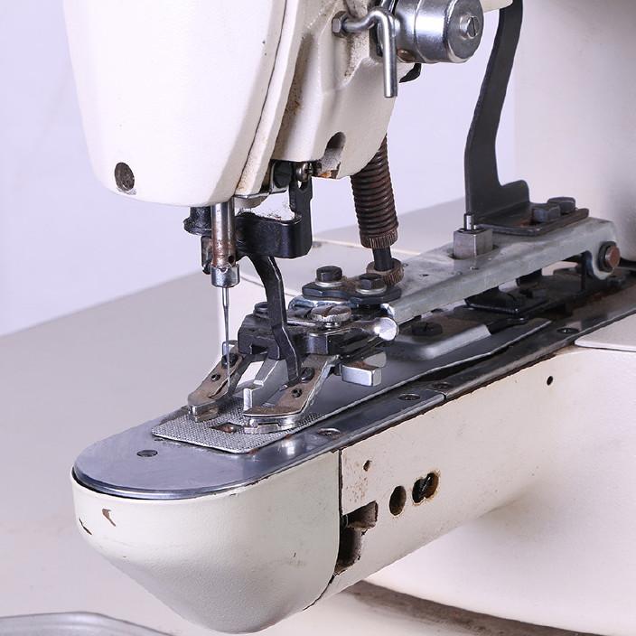厂家直销 二手套结机打结机1900电脑订扣机 工业电动缝纫机 批发