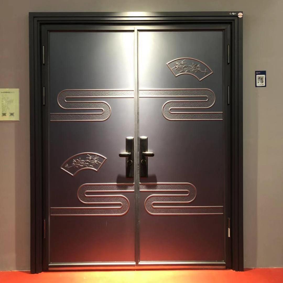 铜门 仿铜门 铜铝门厂家 不锈钢铜门 双开仿铜门 单开仿铜门