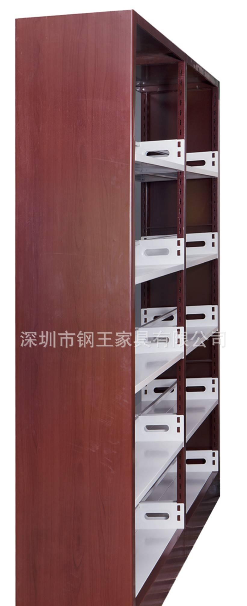 钢制书架,图书馆书架