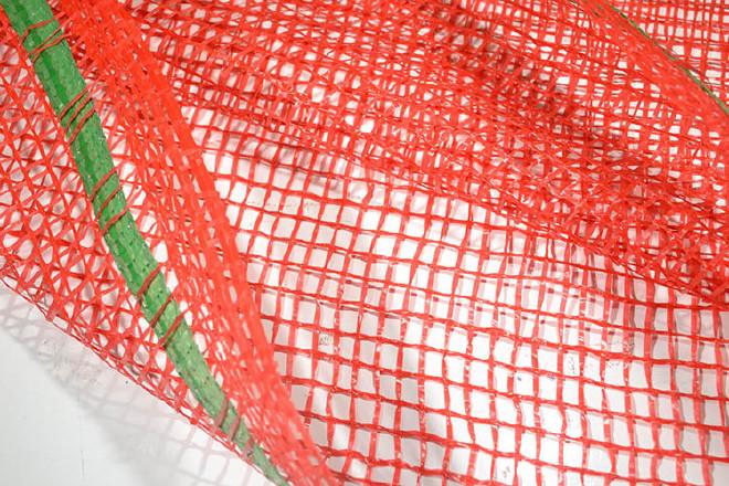 红薯袋子批发红色网眼袋 四方眼55*85橘子包装六十斤装水果蔬菜袋示例图26
