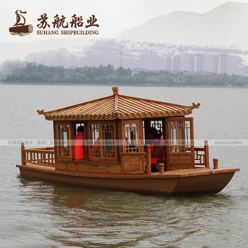 江蘇觀光船生產廠家 電動觀光船