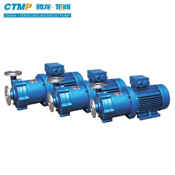 厂家供应16CQ-5不锈钢高温磁力泵 全密封无泄漏耐腐蚀 批发
