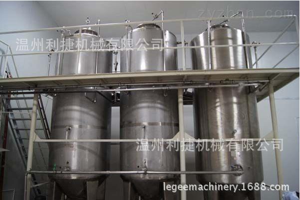 利捷产销整套果酒发酵加工生产线 新型果酒饮料灌装机械设备示例图4