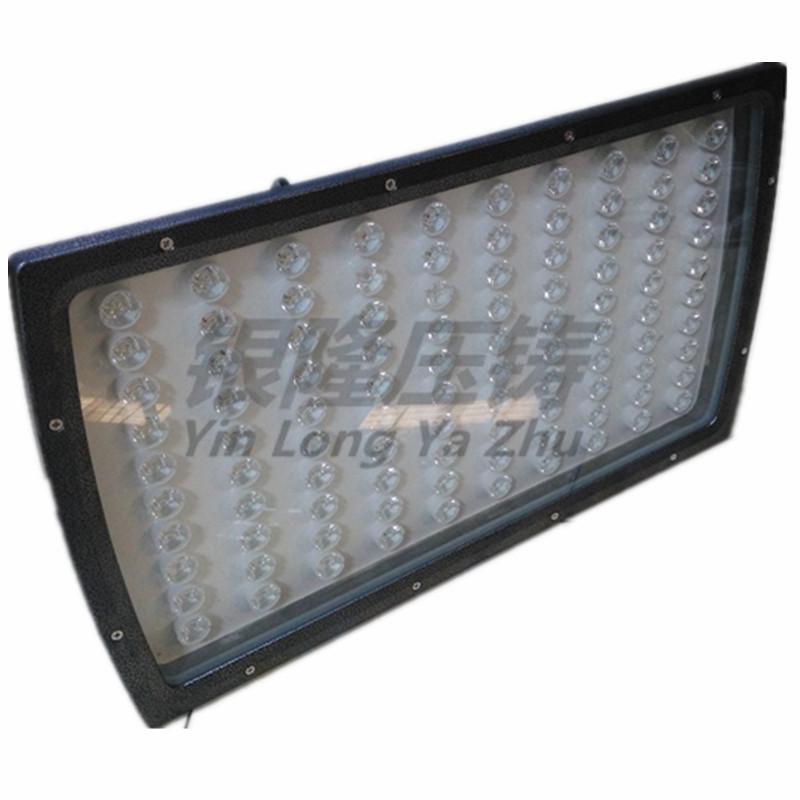 特价促销高品质LED大功率 100W单颗平板投光灯外壳  泛光灯外壳