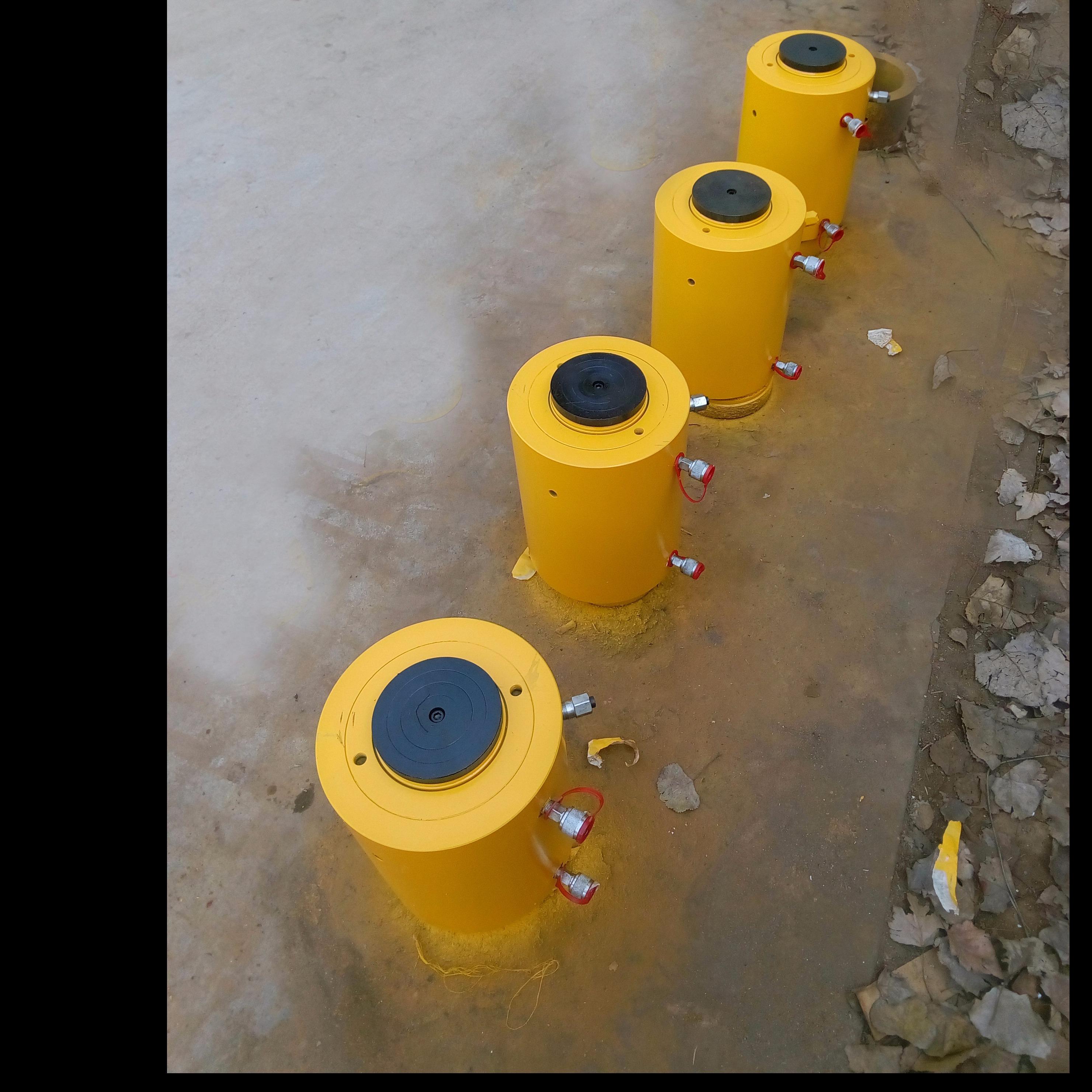 200吨液压千斤顶 双作用千斤顶 大吨位千斤顶 分离式液压千斤顶