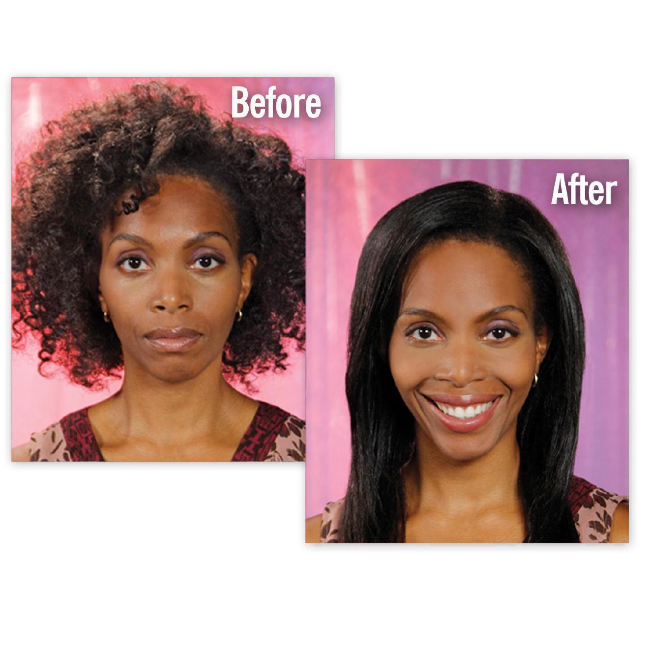 TV魔力新品直发梳直卷v魔力顺发梳直发器梳子SPA身体护理产品图片