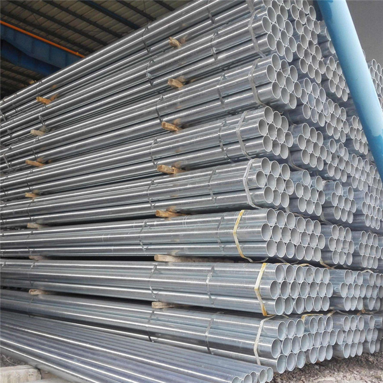 鍍鋅管 熱鍍鋅鋼管 白鐵管 Q235 防腐圓管