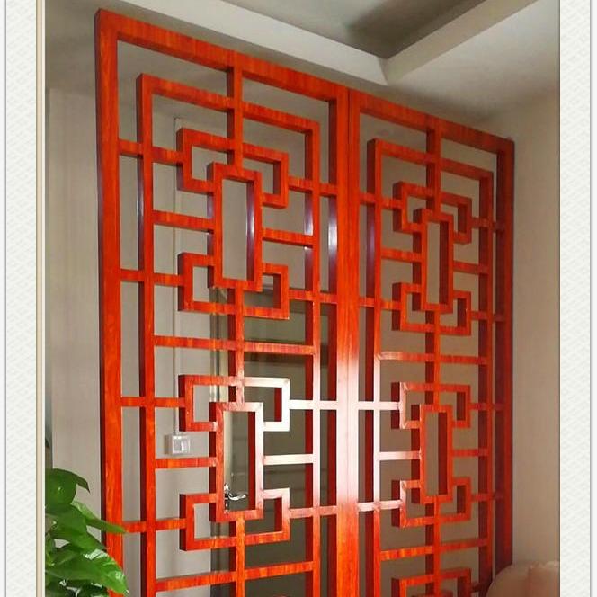 黄石铝窗花屏风广泛应用、品质保证