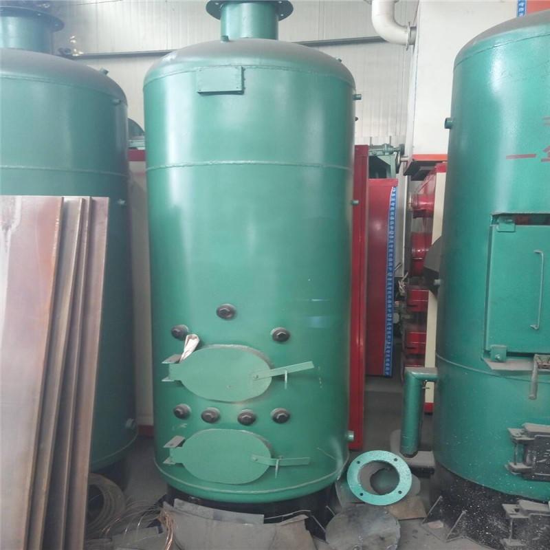 鲁通泰安燃煤环保系列锅炉 生产鱼饲料用反烧立式蒸汽锅炉  出汽足