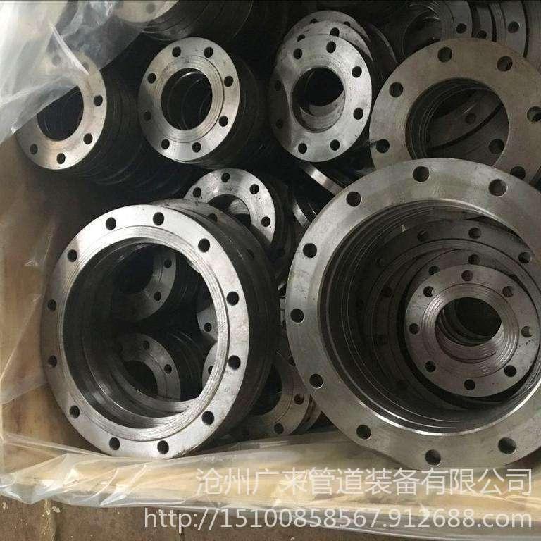 不銹鋼平焊法蘭 304不銹鋼法蘭 304對焊法蘭 不銹鋼帶徑對焊法蘭生產銷售廠家圖片