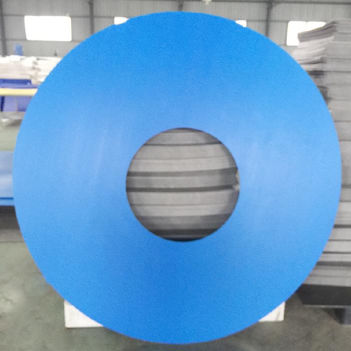 厂家专业生产PP塑料中空板 工字轮设计包装塑料盘定制批发图片