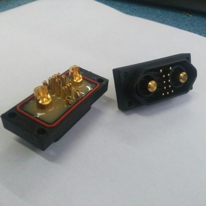 13w2大电流混装防水连接器批发