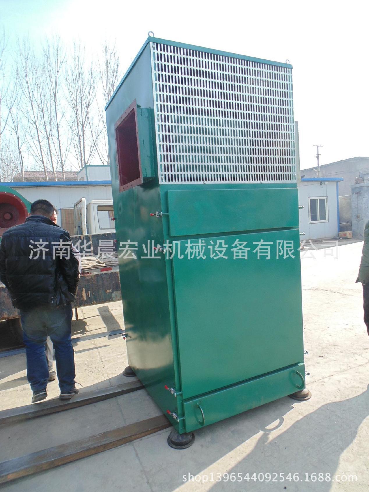 厂家直销脉冲除尘器 玻璃钢打磨脉冲布袋式除尘器 工业集尘器
