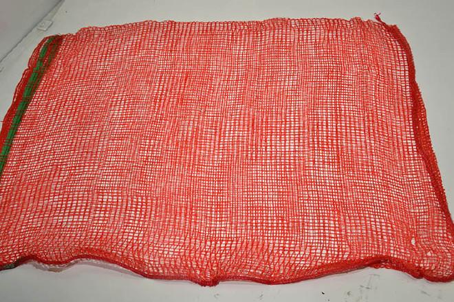 红薯袋子批发红色网眼袋 四方眼55*85橘子包装六十斤装水果蔬菜袋示例图18