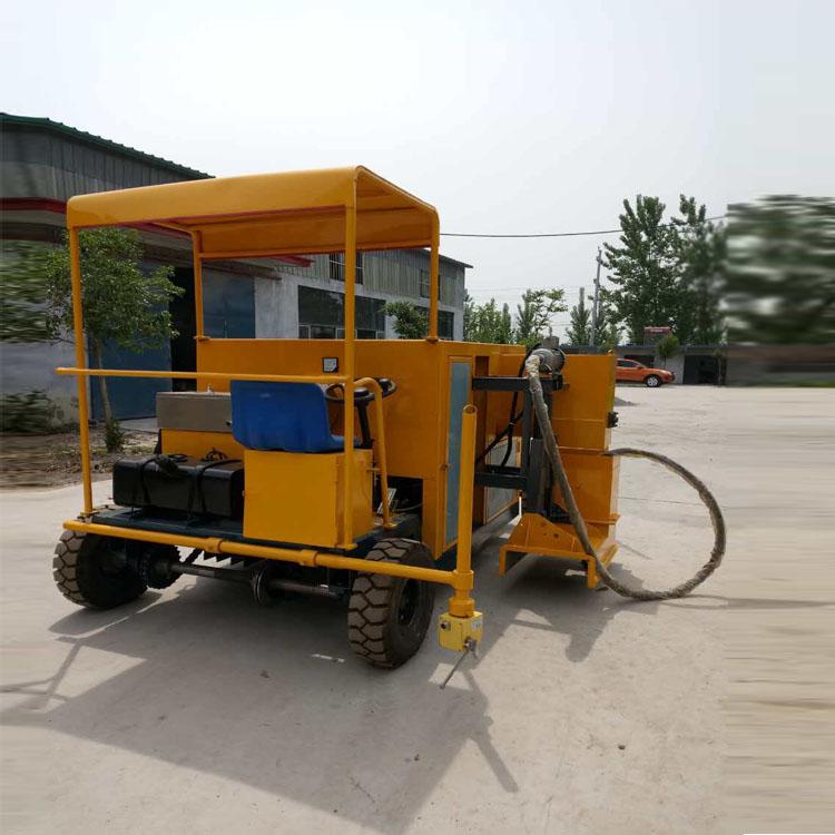 济宁达沃厂家直销路缘石成型机 上门指导售后无忧 混凝土路缘石成型机