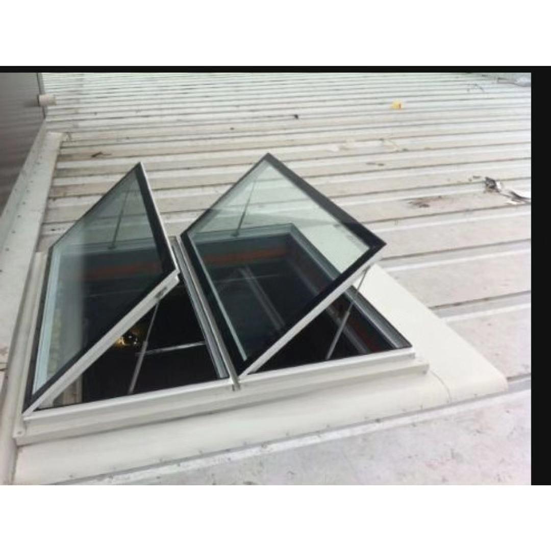 鑫宏安品牌  消防铝制电动排烟窗  电动排烟天窗  批发 资质齐全排烟窗厂家