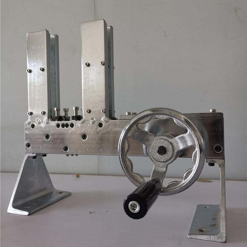 E-19变压器插片机  晟华 矽钢片E片插片机 手动插片机