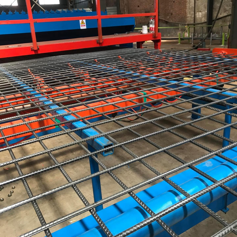 10-12mm钢筋网焊网机     大型桥梁建筑焊网机    超长网片焊网机