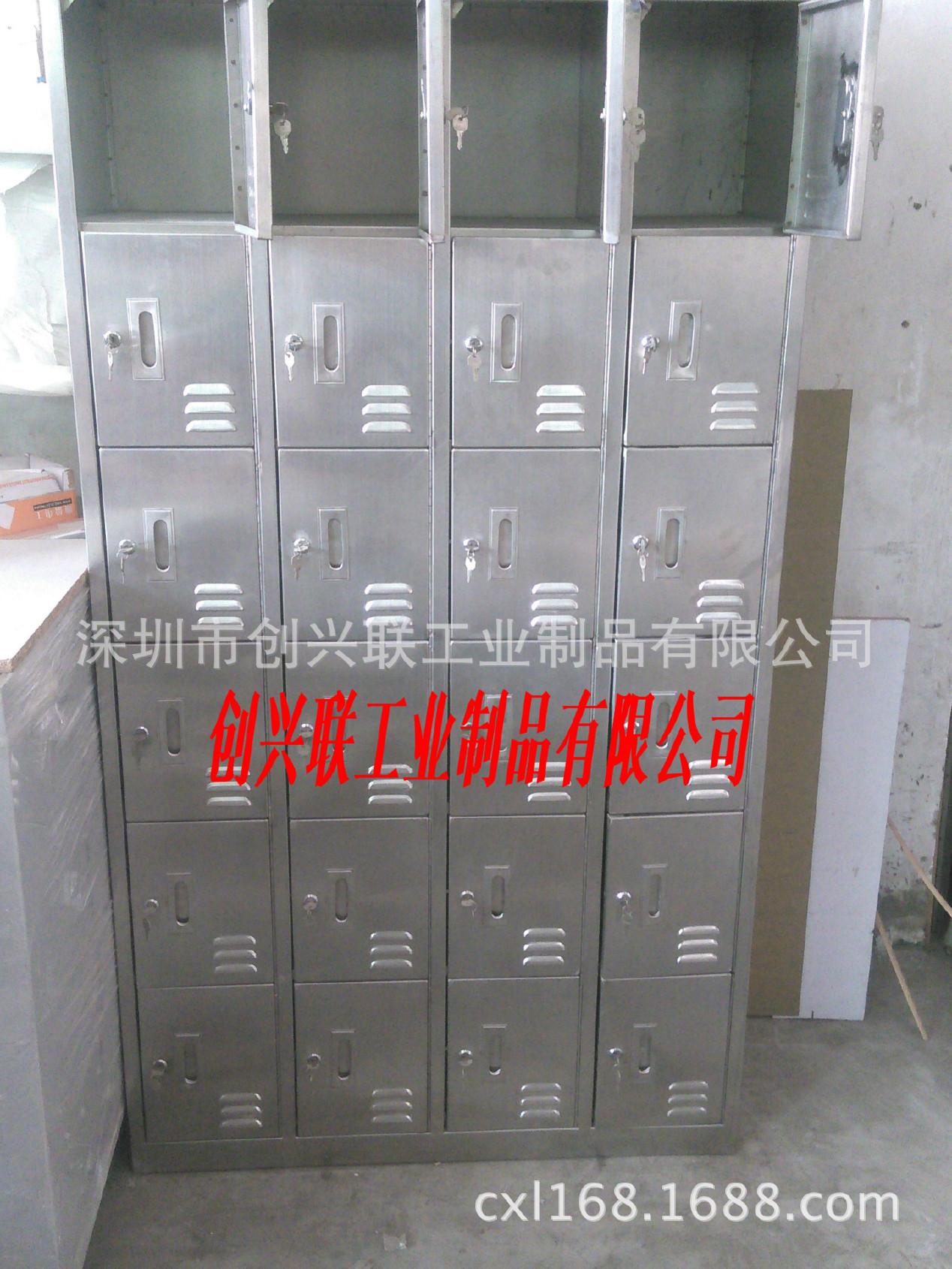 深圳厂家定制 不锈钢文件柜 密集柜 304不锈钢储物柜