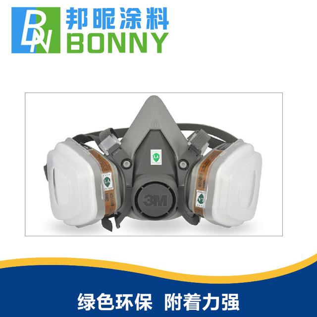 3M原裝正品優惠供應 噴漆專用防護面具面罩 雙濾毒盒防毒面具圖片