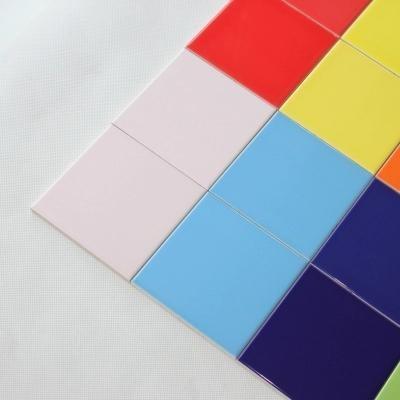 北歐網紅小白磚,200200廚房衛生間墻磚,亮光批發地磚,100100白色小方磚