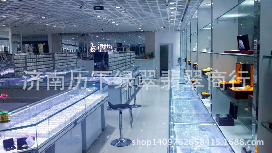 S925厂家散珠服装直销光珠佛珠银珠DIY潮阳汕头区纯银图片