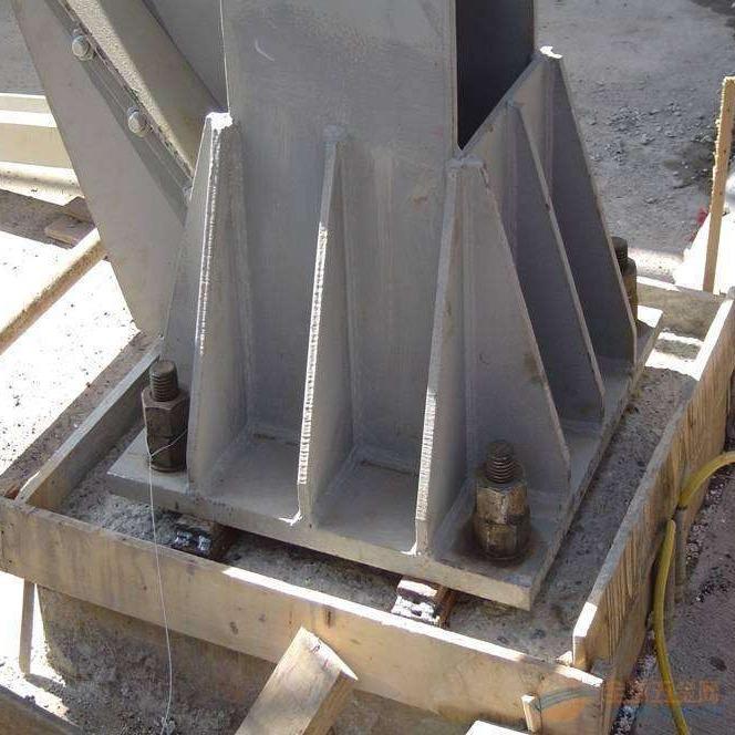 蚌埠二次灌浆料厂家 设备基础二次灌浆料图片
