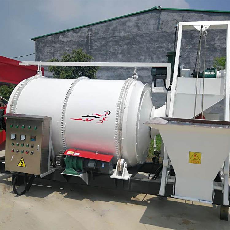 廢舊瀝青攪拌站 小型移動式瀝青攪拌機  車載式瀝青拌和機