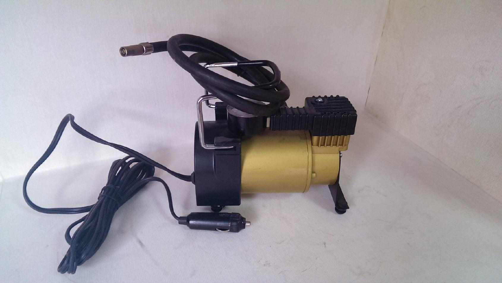 汽车轮胎充气气泵