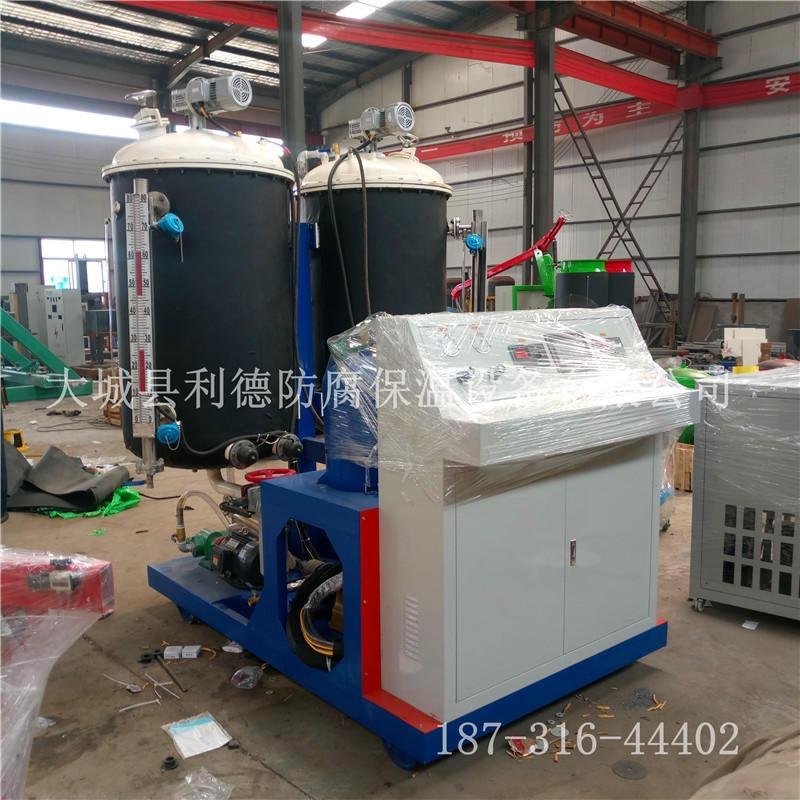 河北聚氨酯高压发泡机聚氨酯浇注发泡机生产厂家聚氨酯浇注机价格