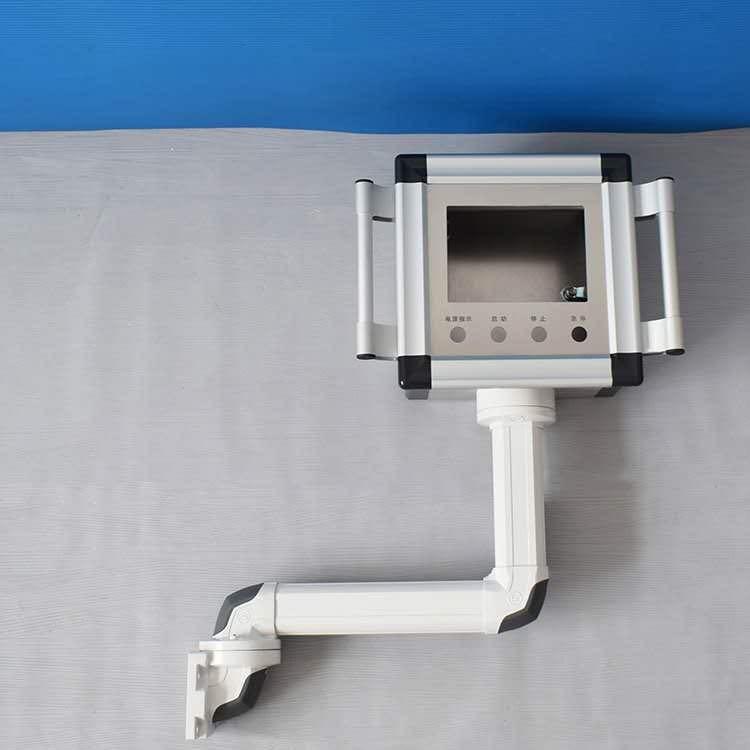 厂家直销机床悬臂操作箱 电气操作箱 人机界面操作盒 铝合金数控操作箱