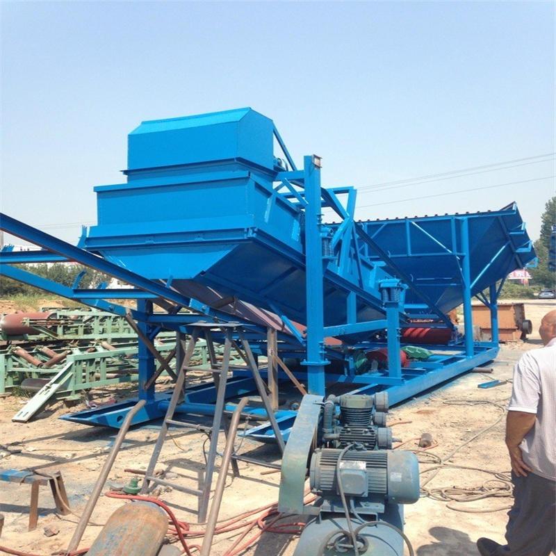 挖斗洗沙设备厂家  水洁环保江西公司  机制砂筛沙机械