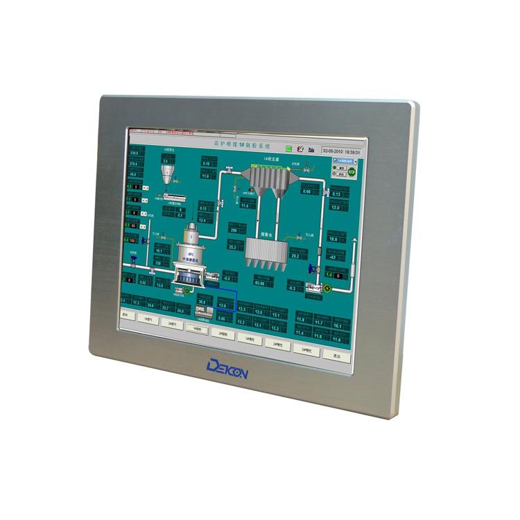 工厂直销10寸平板电脑工控一体机低功耗工业平板电?#28020;PC-1001