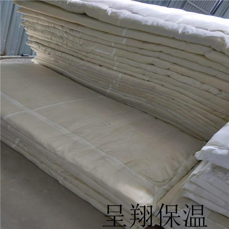 呈翔 岩棉保温被 玻璃棉缝毡 防火保温被 防水 保温被 批发