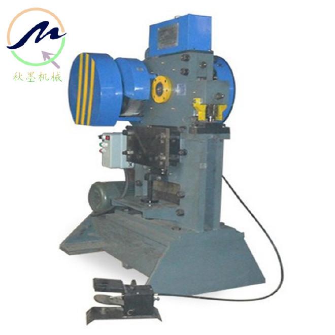 厂家供应QA32-12新型冲孔机多功能冲剪机角钢槽钢剪切机锻压机床