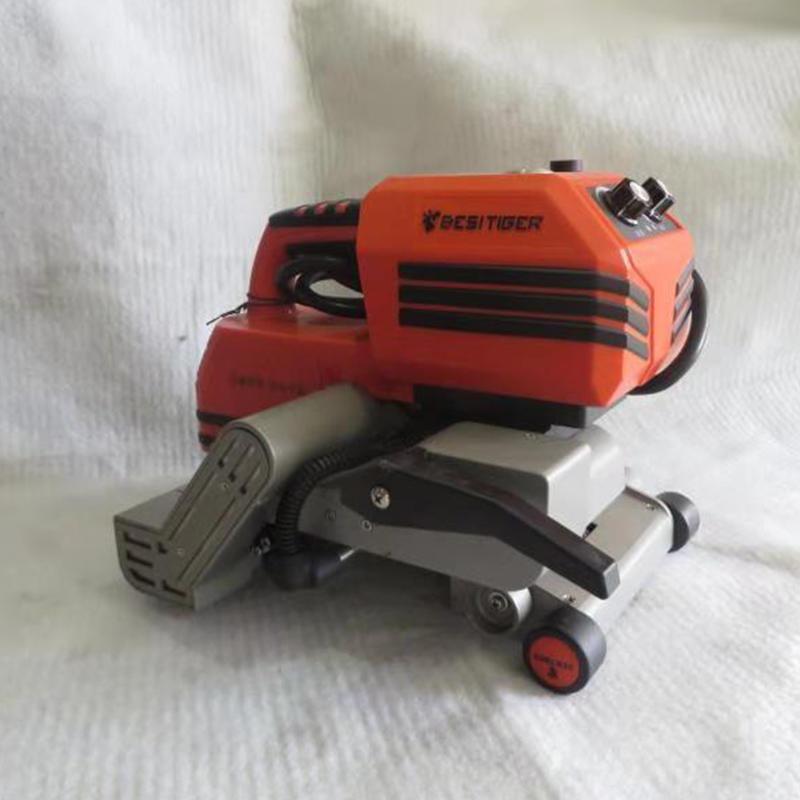 鼎东土工膜焊机   可调试土工膜焊机  便携式爬焊机