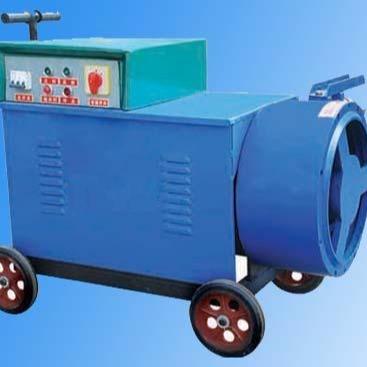 精恒擠壓式注漿機WJB-3/100   結構緊湊、壓力大、功效高
