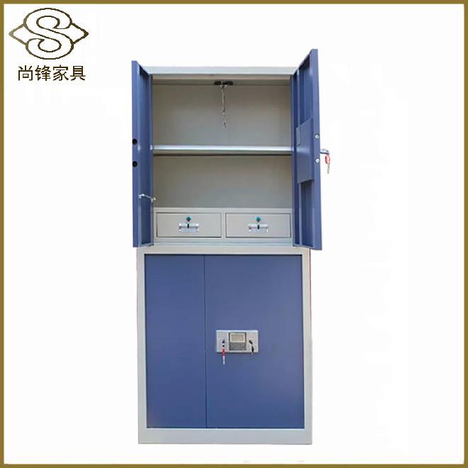 SF283 双门保密柜/密码资料柜/文件柜/档案柜//办公柜工厂批发