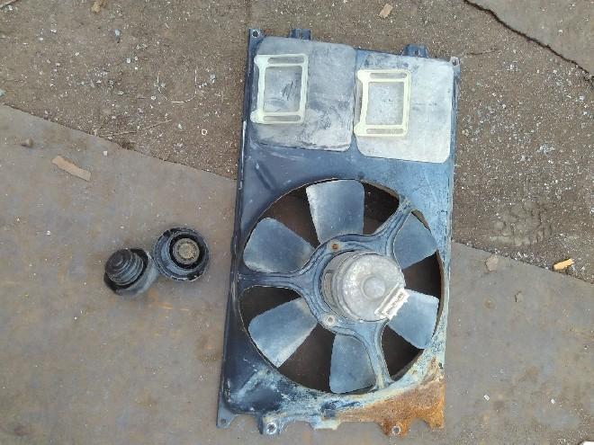 大众老捷达电子风扇 水箱风扇 散热网风扇 水箱电子扇 原厂原车件