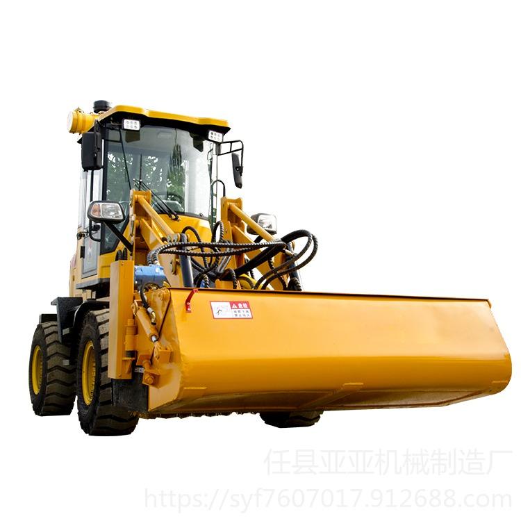 小型装载机清扫机,道路施工清扫机厂家直销,河北国产仿山猫扫地机系列产品