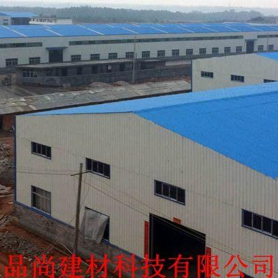 1.5mmPVC塑钢瓦 厂房屋面蓝色塑钢瓦 白色塑料瓦
