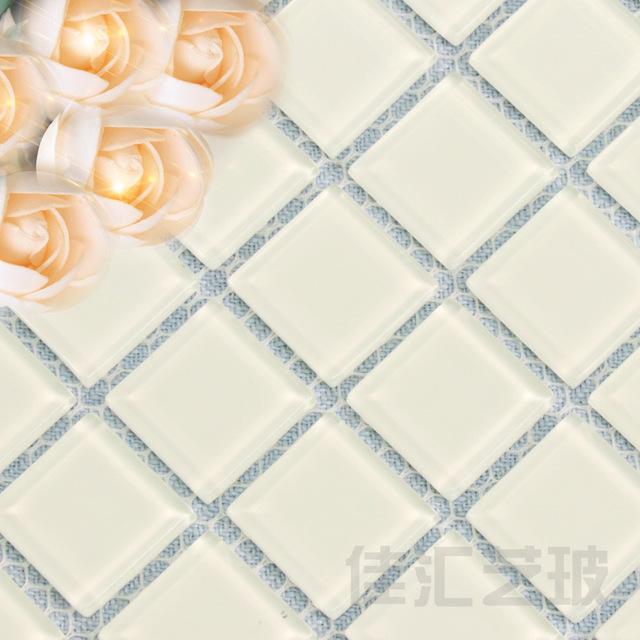 水晶小颗粒马赛克卫生间浴室  玻璃瓷砖镜面马赛克 厂家直销批发